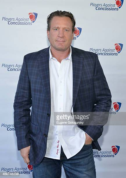 Jeremy Roenick attends Players Against Concussions at Pelham Country Club on October 6 2014 in Pelham Manor New York