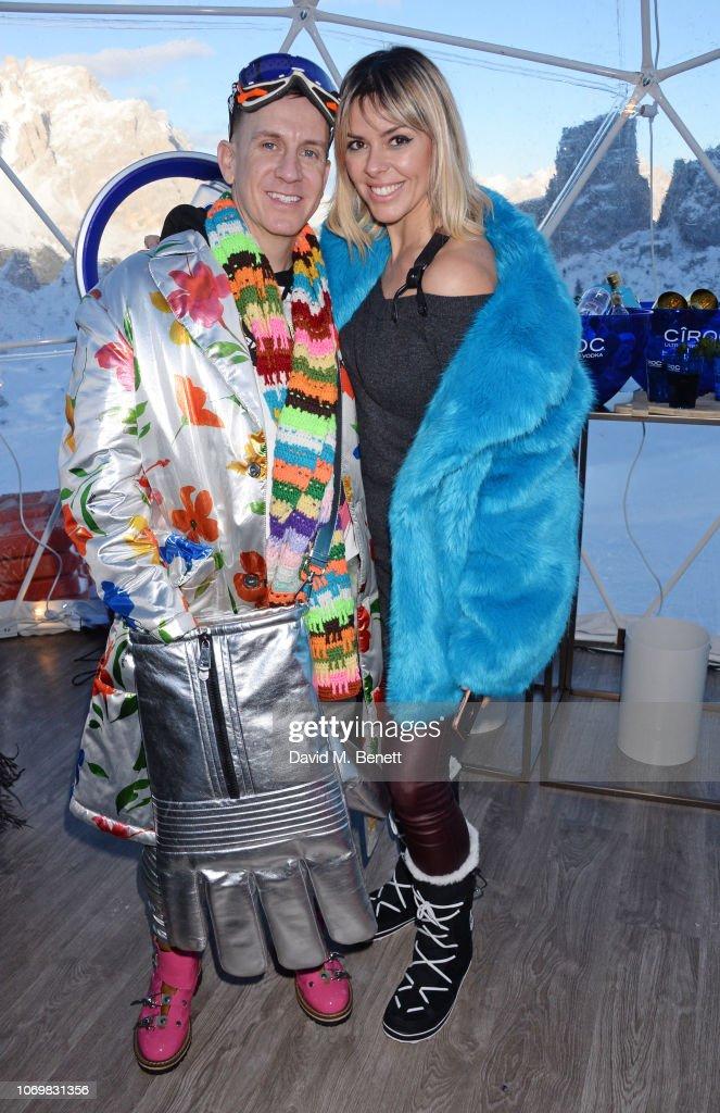 Day 2 Of The Ciroc X Moschino Winter Hotspot : News Photo