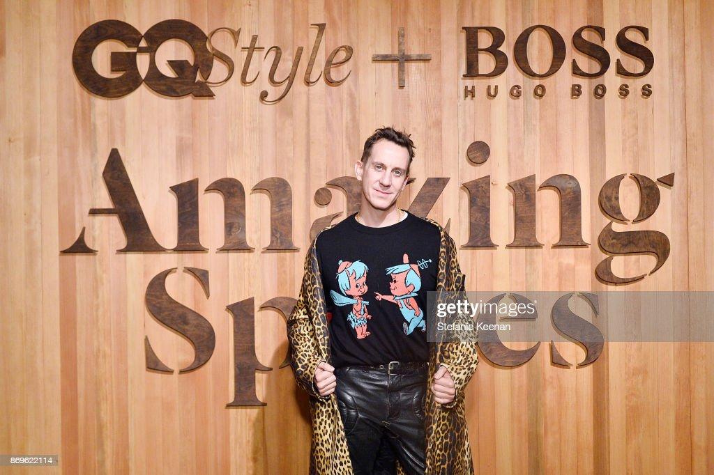 GQ Style & Hugo Boss celebrate Amazing Spaces with Edgar Ramirez