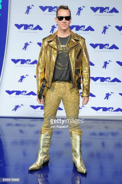 Jeremy Scott attends the 2017 MTV Video Music Awards at The Forum on August 27 2017 in Inglewood California