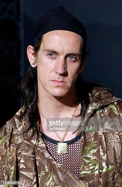 Jeremy Scott during Tom Ford Receives Rodeo Walk of Style AwardsArrivals at Rodeo Drive in Beverly Hills California United States