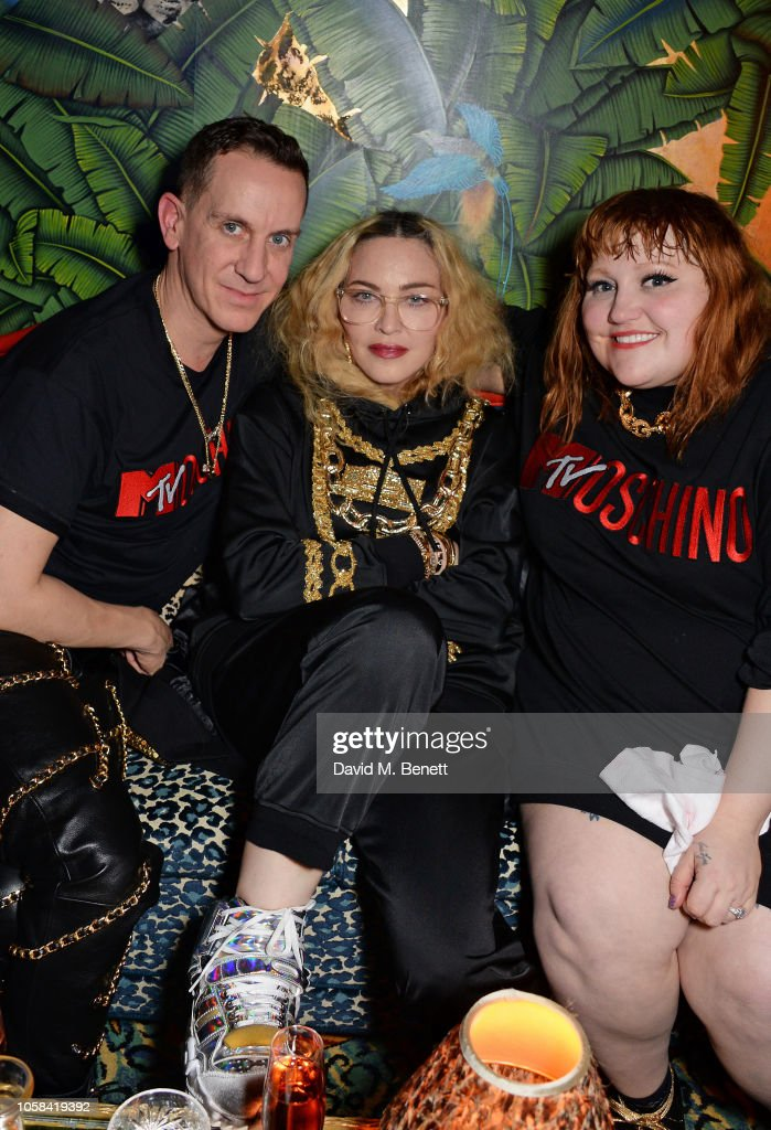Moschino [TV] H&M London Launch Party : Nieuwsfoto's