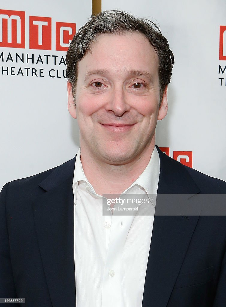 Jeremy Shamos attends 'The Assembled Parties' Broadway Opening Night after party at the Copacabana on April 17, 2013 in New York City.
