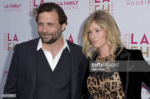 Jeremy Sisto and Addie Lane arrive at LA Family Housing's Annual Awards 2016 at The Lot on April 21 2016 in West Hollywood California
