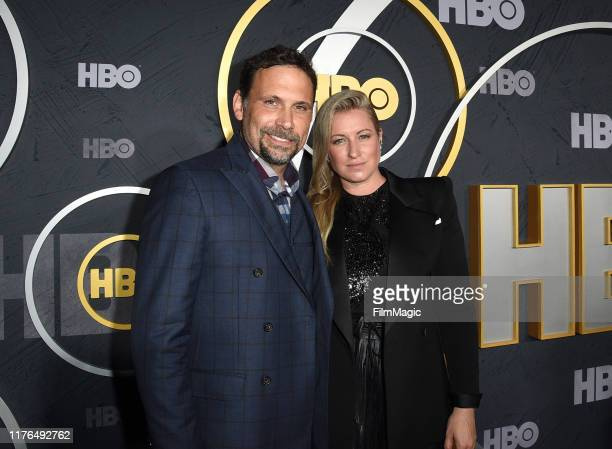 Jeremy Sisto and Addie Lane attend HBO's Official 2019 Emmy After Party on September 22 2019 in Los Angeles California
