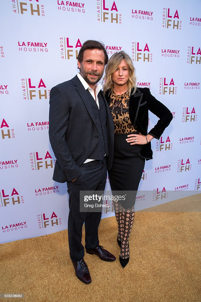 LA Family Housing's Annual Awards 2016 - Red Carpet : News Photo