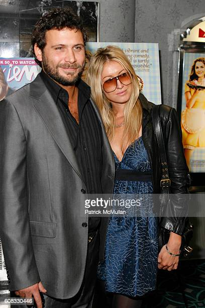 Jeremy Sisto and Addie Lane attend WAITRESS New York Premiere After Party Sponsored by DKNY INTERVIEW Magazine and WHITEFLASHCOM at SHAKE SHACK on...