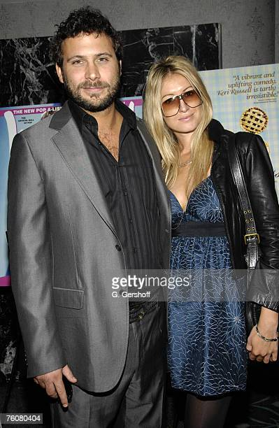 Jeremy Sisto and Addie Lane