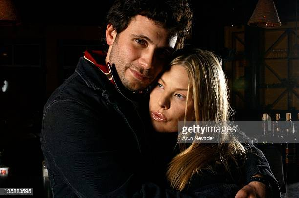 Jeremy Sisto and Deborah Unger during 2004 Sundance Film Festival Portraits of the cast of One Point 0 featuring Jeremy Sisto and Deborah Unger on...