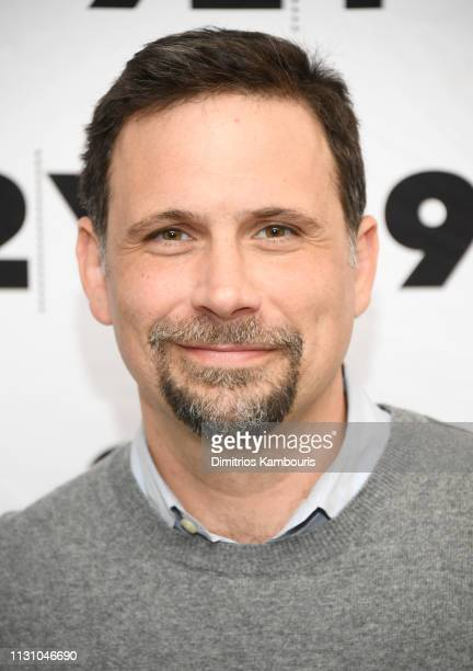 Jeremy Sisto attends CBS' FBI Screening Conversation at 92nd Street Y on February 20 2019 in New York City