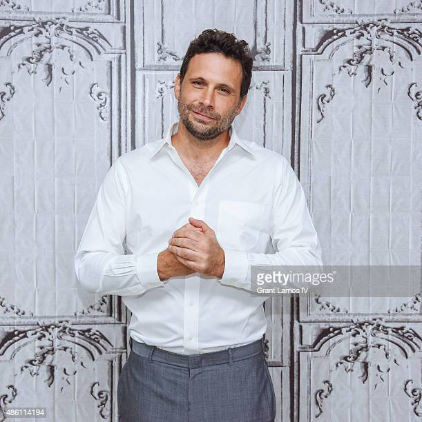 Jeremy Sisto attends the AOL Build Speaker Series Presents Jeremy Sisto and David Walton Break Point at AOL Studios on August 31 2015 in New York City