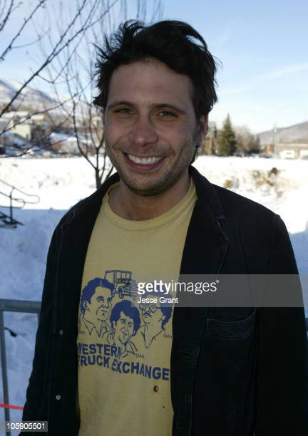 Jeremy Sisto during 2004 Sundance Film Festival One Point O Premiere at Library in Park City Utah United States