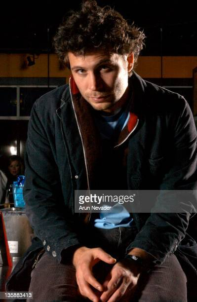 Jeremy Sisto during 2004 Sundance Film Festival Portraits of the cast of One Point 0 featuring Jeremy Sisto and Deborah Unger on 1/22/04 at Renee's...