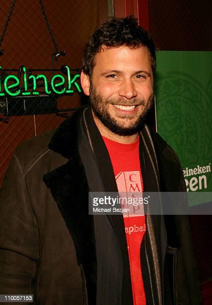 Jeremy Sisto during 2007 Park City Late Night at the Heineken Green Room at Heineken Green Room in Park City Utah United States