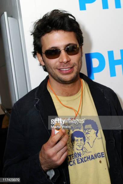 Jeremy Sisto during Park City 2004 Philips Lounge at Village at the Lift in Park City Utah United States
