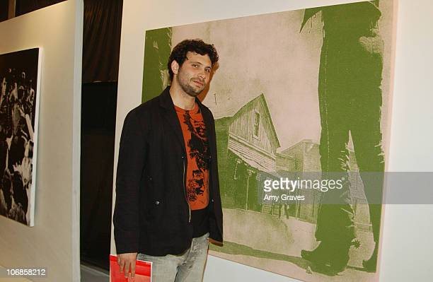 Jeremy Sisto during The Art of Elysium Presents Russel Young fame shame and the realm of possibility Hosted by Balthazar Getty and Joaquin Phoenix...