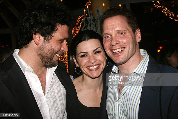 Jeremy Sisto Julianna Margulies and Michael Hayden