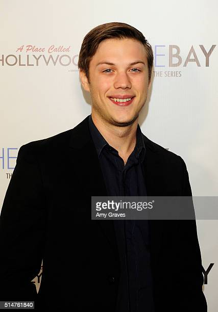 Jeremy Snyder attends the 5th Annual LANY Entertainment Mixer at St Felix on March 10 2016 in Hollywood California