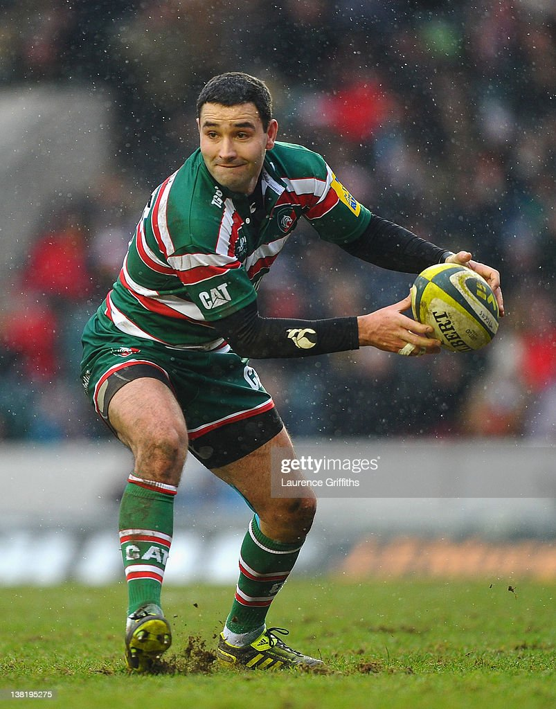 Leicester Tigers v Newcastle Falcons - LV= Cup