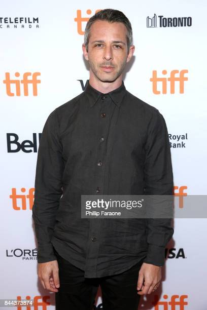 Jeremy Strong attends the Molly's Game premiere during the 2017 Toronto International Film Festival at The Elgin on September 8 2017 in Toronto Canada