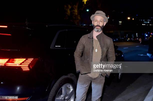 Jeremy Strong attends Vanity Fair Amazon Studios and Audi Celebrate the 2020 Awards Season on January 04 2020 in Los Angeles California