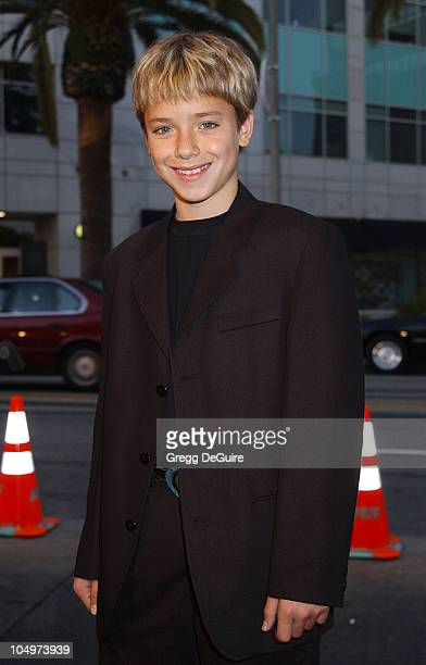Jeremy Sumpter during Frailty Premiere at Laemmle Santa Monica Theatre in Santa Monica California United States