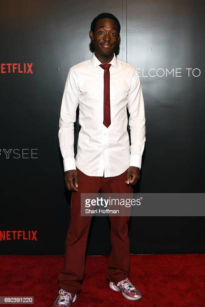 Jeremy Tardy attends the Netflix's Dear White People For Your Consideration Event at Netflix FYSee Space on June 4 2017 in Beverly Hills California