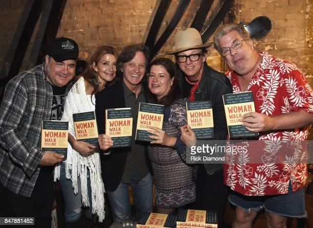 Jeremy Tepper SiriusXM Outlaw Country Singer/Songwriter Matraca Berg Jeff Hanna of Nitty Gritty Dirt Band Author Holly Gleason Chuck Mead of Chuck...