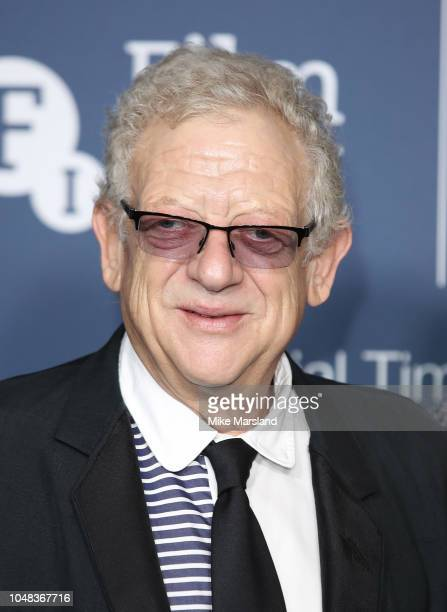 Jeremy Thomas attends the BFI IWC Schaffhausen Gala Dinner held at Electric Light Station on October 9 2018 in London England