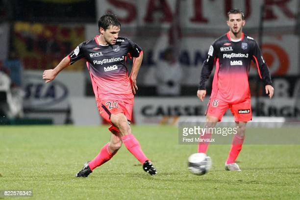 Jeremy TOULALAN Nancy / Lyon 20e journee Ligue 1 Stade Marcel Picot