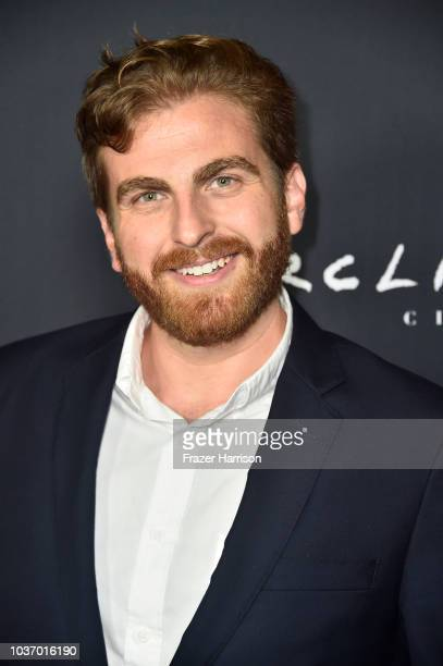 Jeremy Ungar attends the 2018 LA Film Festival Opening Night Premiere Of 'Echo In The Canyon' at John Anson Ford Amphitheatre on September 20 2018 in...