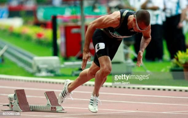 Jeremy WARINER 400m Meeting d'Athletisme Gaz de France Stade de France Paris Saint Denis