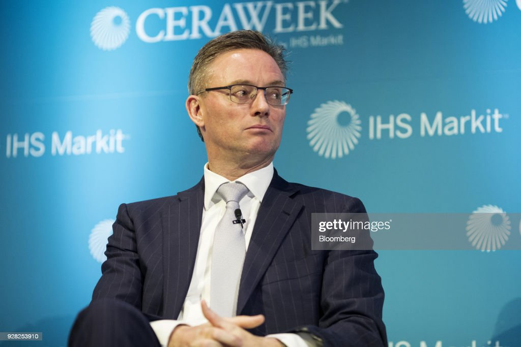 Jeremy Weir, chief executive officer of Trafigura Beheer BV