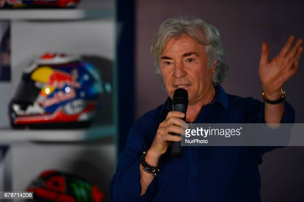 Jerez de la frontera SPAIN 4th of May 2017 Gran Premio Red Bull of Spain Press conference ANGEL NIETO