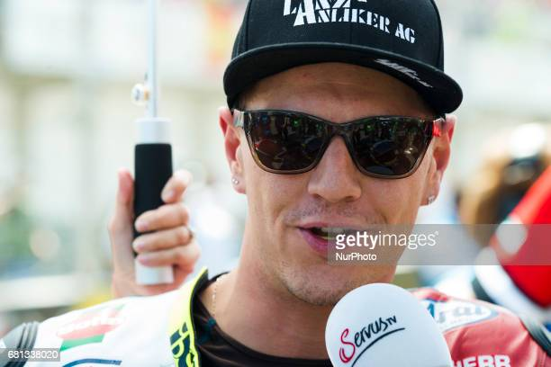 Jerez de la frontera SPAIN 7th of May 2017 Gran Premio Red Bull of Spain Dominique Aegerter Kiefer Racing Suter