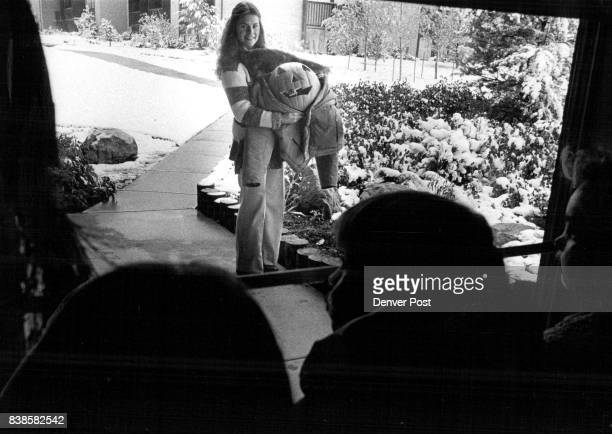 OCT 31 1979 'A' Jeri Estes Director Children's world 1280 Golden Cir Golden Even Jack O'Lanterns Get Cold The youngsters of Children's World...