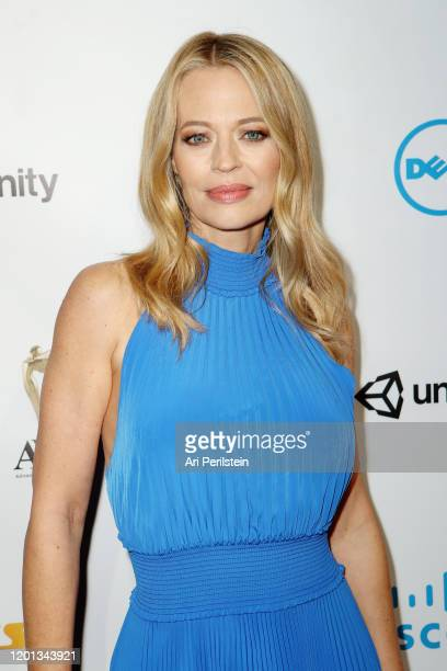 Jeri Ryan attends The Advanced Imaging Society's 11th Annual Lumiere Awards at Steven J Ross Theatre on the Warner Bros Lot on January 22 2020 in...