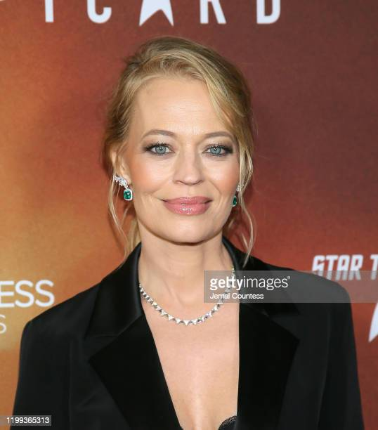 Jeri Ryan attends the premiere of Star Trek Picard at ArcLight Cinerama Dome on January 13 2020 in Hollywood California