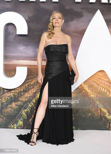 Jeri Ryan attends the Star Trek Picard UK Premiere at Odeon Luxe Leicester Square on January 15 2020 in London England