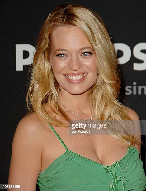 Jeri Ryan during 13th Annual Premiere Women In Hollywood at Beverly Hills Hotel Bungalows in Beverly Hills California United States