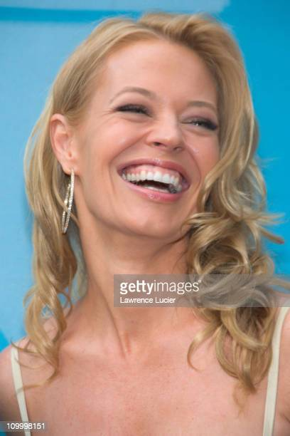 Jeri Ryan during CBS Upfront 2006 2007 at Tavern On The Green in New York City New York United States