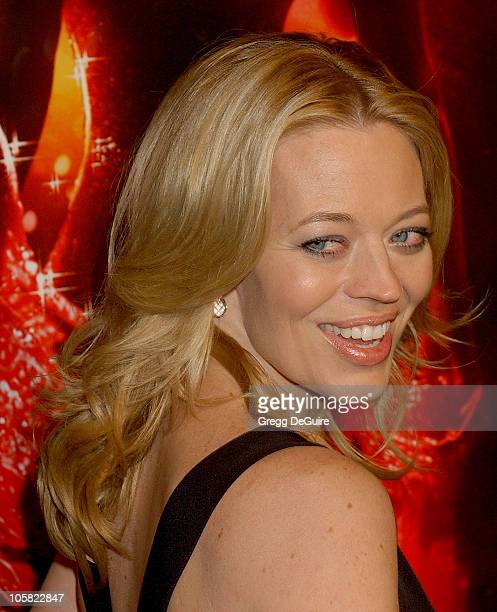 Jeri Ryan during Dreamgirls Los Angeles Premiere Arrivals at Wilshire Theatre in Beverly Hills California United States