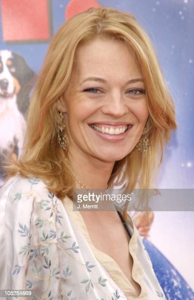 Jeri Ryan during Good Boy Los Angeles Premiere at Mann Village Theatre in Westwood California United States