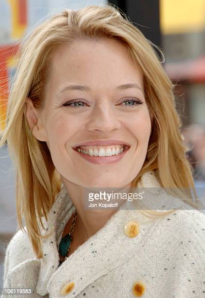 Jeri Ryan during Happy Feet World Premiere Arrivals at Grauman's Chinese Theatre in Hollywood California United States
