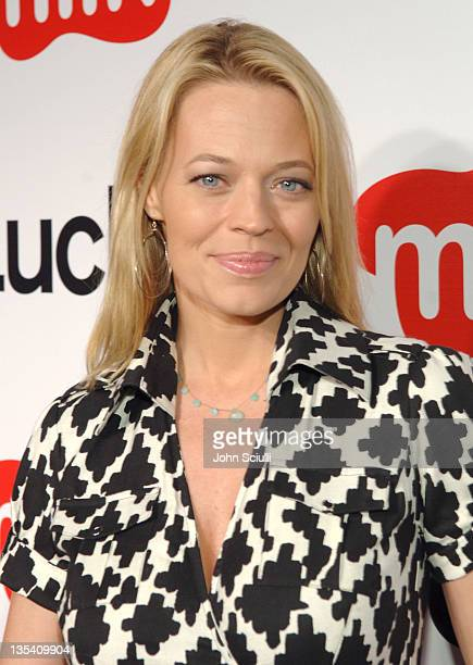 Jeri Ryan during Lucky Magazine Hosts Party to Celebrate LA Shopping Guide at Milk Boutique at Milk Boutique in Los Angeles, California, United...