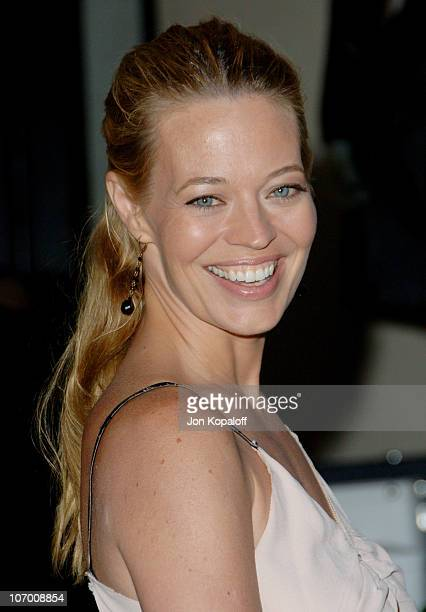 Jeri Ryan during Prada Celebrates the Los Angeles Opening of Waist Down Skirts By Miuccia Prada in Beverly Hills California United States
