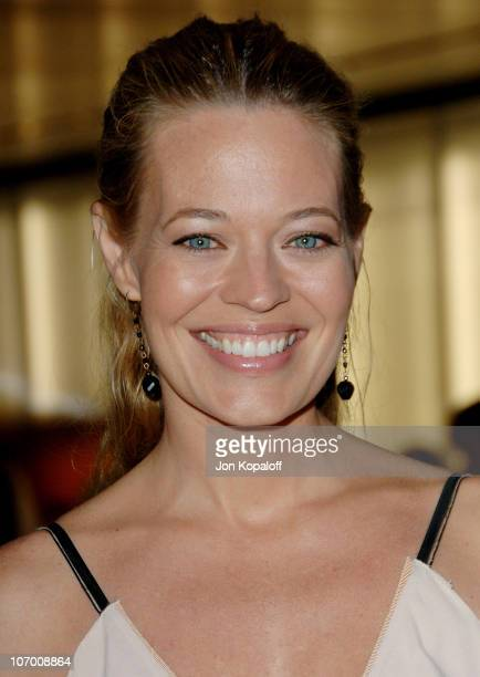 Jeri Ryan during Prada Celebrates the Los Angeles Opening of 'Waist Down Skirts By Miuccia Prada' in Beverly Hills California United States