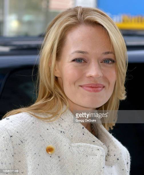 Jeri Ryan during World Premiere of Happy Feet Arrivals at Chinese Theater in Hollywood California United States