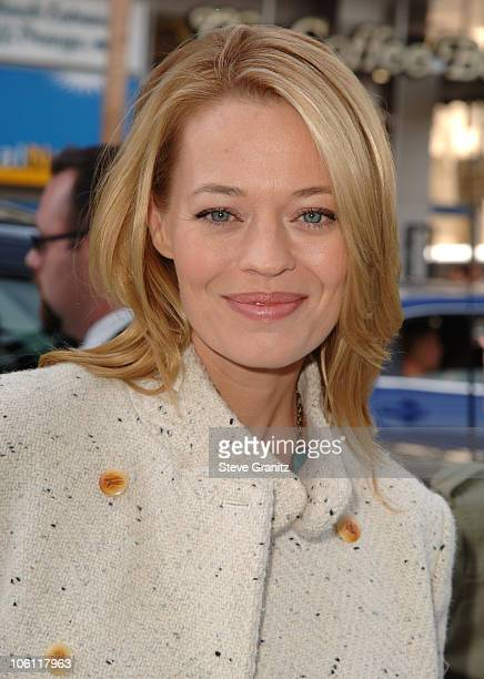 "Jeri Ryan during World Premiere of ""Happy Feet"" - Arrivals at Chinese Theater in Hollywood, California, United States."