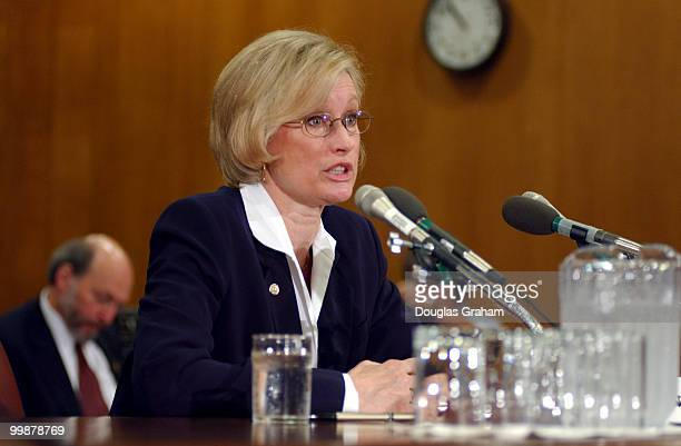 Jeri Thomson secretary of the Senate